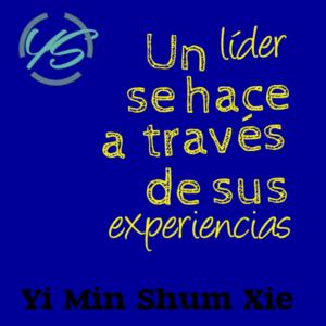 frases de yi líder experiencia