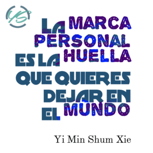 frases de yi marca personal huella