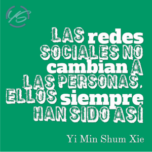 frases de yi redes cambian