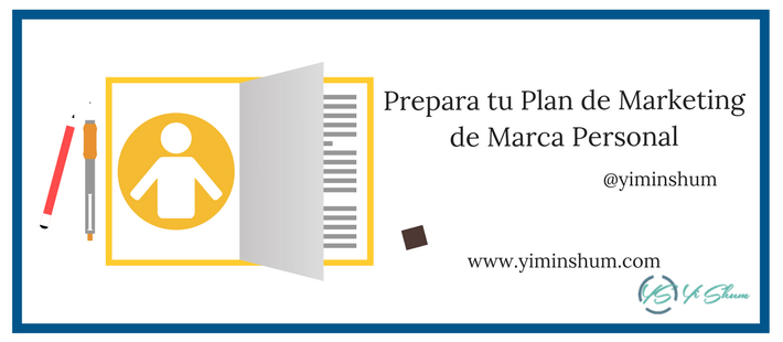 Prepara tu Plan de Marketing de Marca Personal imagen