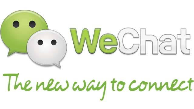 wechat logo china