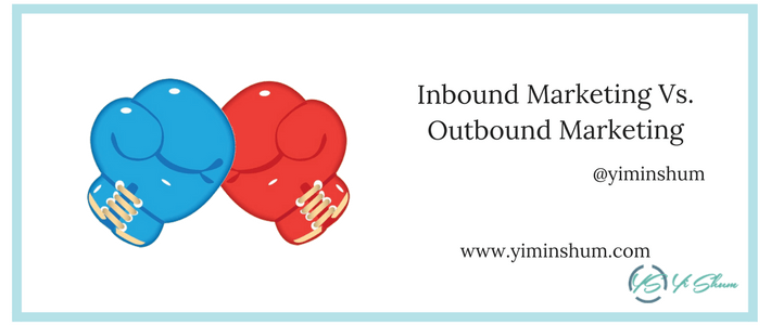 Inbound Marketing Vs. Outbound Marketing imagen