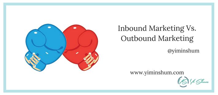 Inbound Marketing Vs. Outbound Marketing imagen