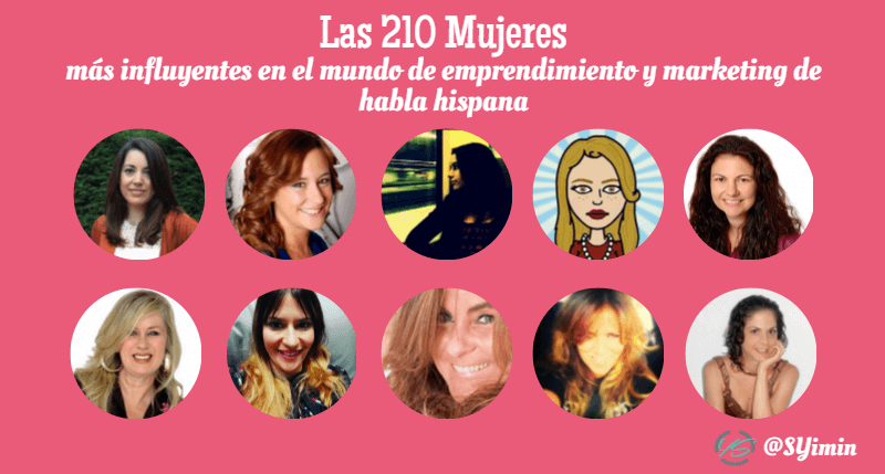 mujeres influyentes parte 9 infografías
