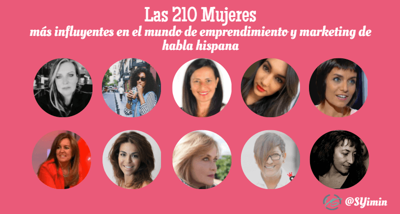 mujeres influyentes parte 10 infografía