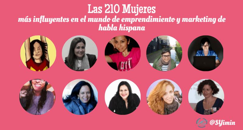 mujeres influyentes parte 11 infografía