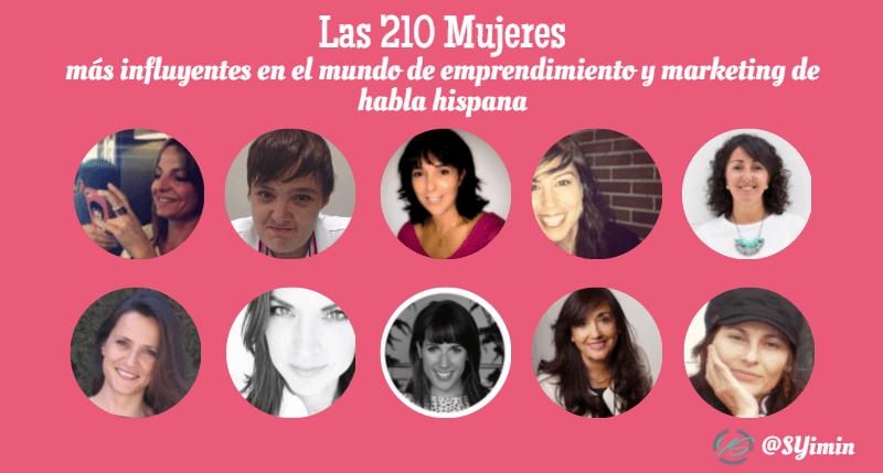 mujeres influyentes parte 12 infografía