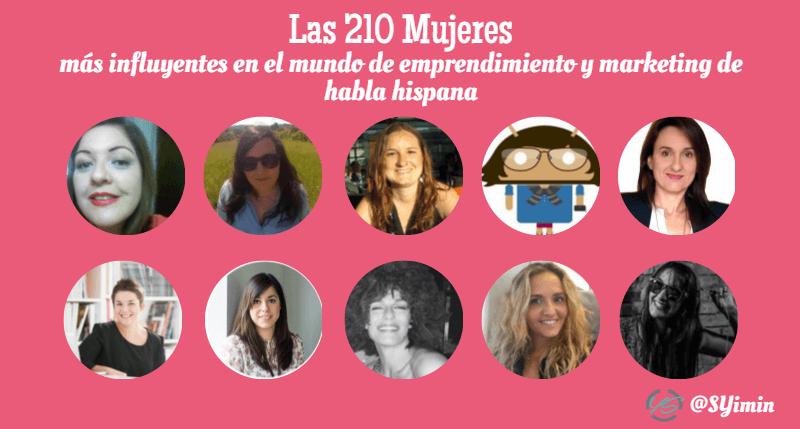 mujeres influyentes parte 14 infografía
