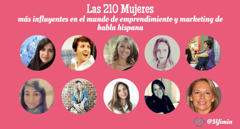 mujeres influyentes parte 16 infografía