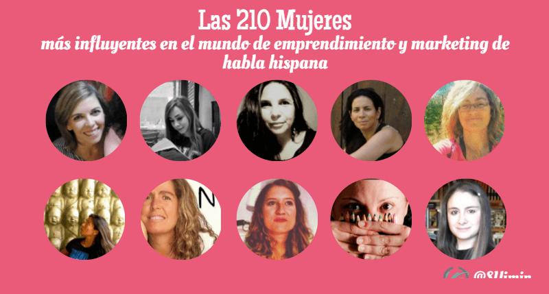 mujeres influyentes parte 17 infografía