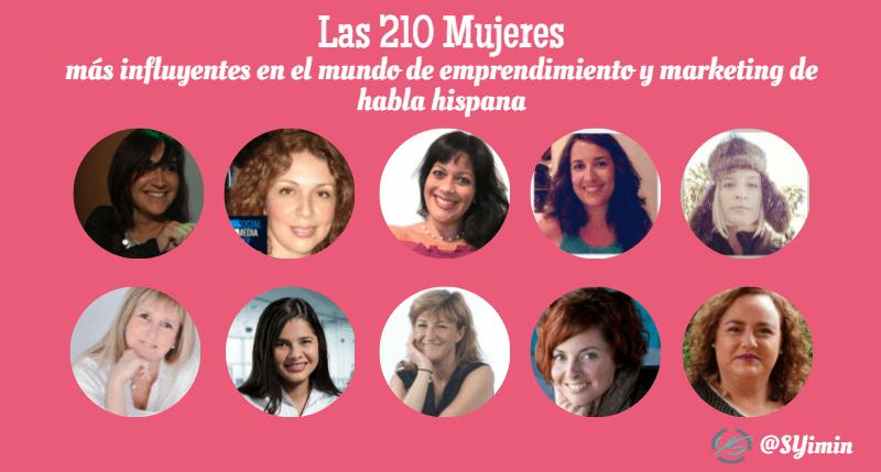 mujeres influyentes parte 1 infografía