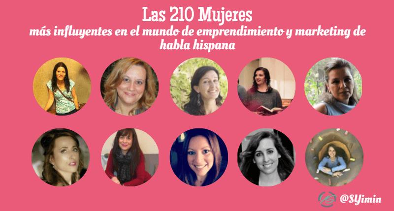 mujeres influyentes parte 19 infografía