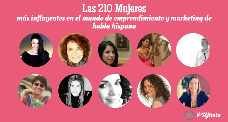 mujeres influyentes parte 20 infografía