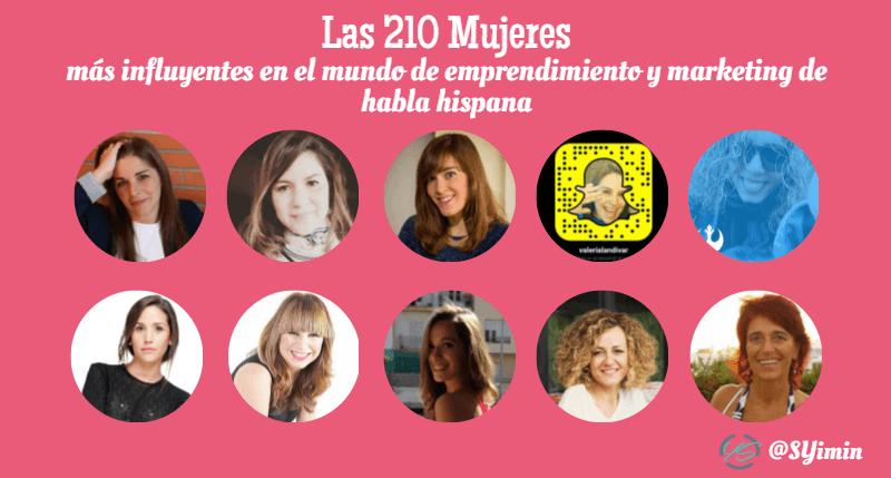 mujeres influyentes parte 21 infografía