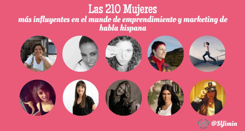 mujeres influyentes parte 2 infografía