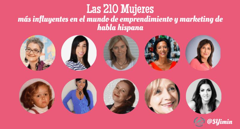 mujeres influyentes parte 3 infografía