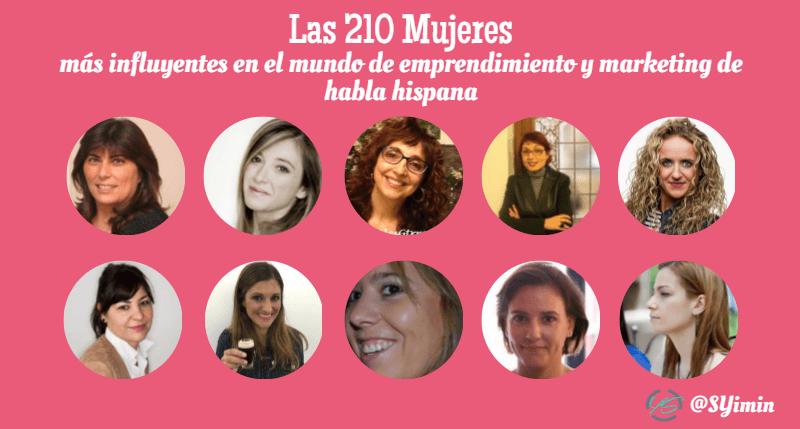 mujeres influyentes parte 4 infografía