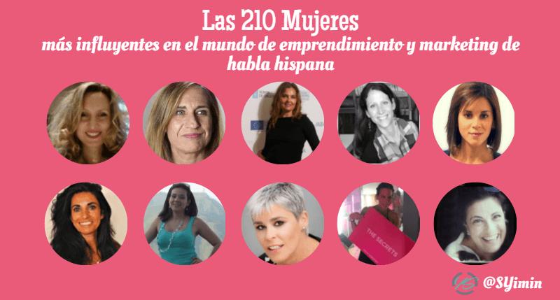 mujeres influyentes parte 5 infografía