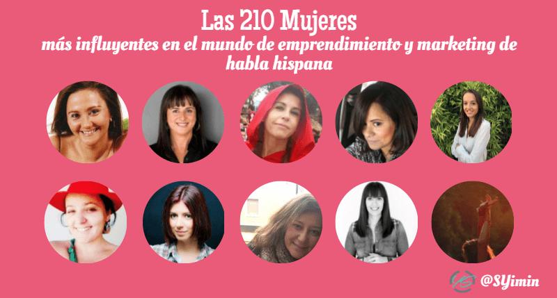 mujeres influyentes parte 6 infografía