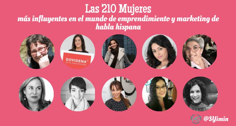 mujeres influyentes parte 8 infografía