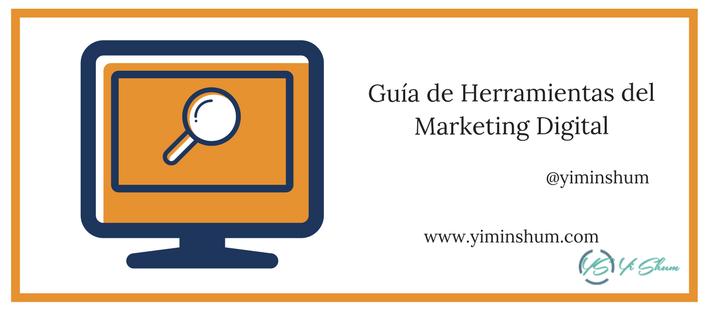 Guía de Herramientas del Marketing Digital imagen