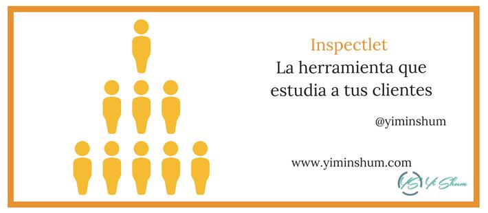Inspectlet – la herramienta que estudia a tus clientes imagen