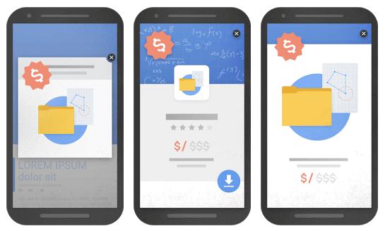 Google penaliza pop-ups en el 2017