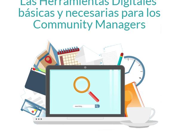 Las Herramientas digitales básicas y necesarias para los Community Managers imagen