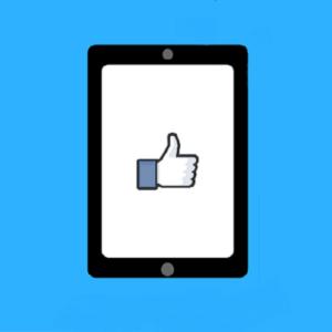 Plantilla para el control de actividades diarias en Facebook imagen