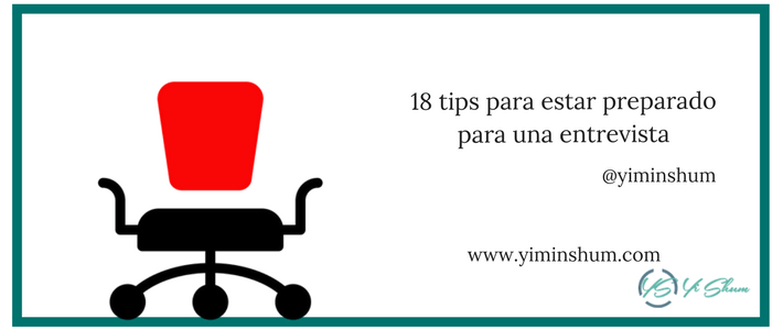 18 tips para estar preparado para una entrevista imagen