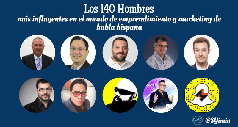 los 140 hombres más influyentes en el mundo de emprendimiento y marketing de habla hispana 10 imagen