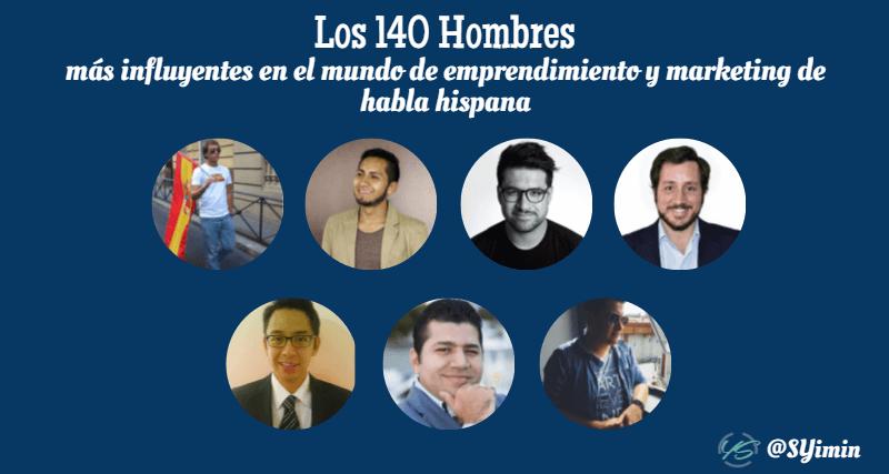 los 140 hombres más influyentes en el mundo de emprendimiento y marketing de habla hispana 14 imagen