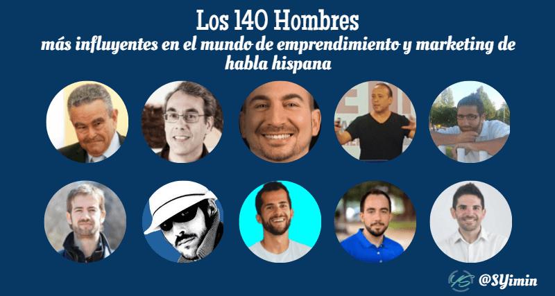 los 140 hombres más influyentes en el mundo de emprendimiento y marketing de habla hispana 2 imagen