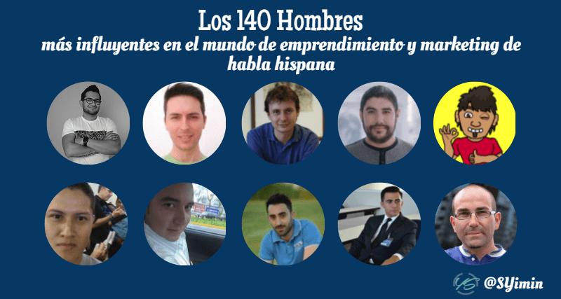los 140 hombres más influyentes en el mundo de emprendimiento y marketing de habla hispana 3 imagen