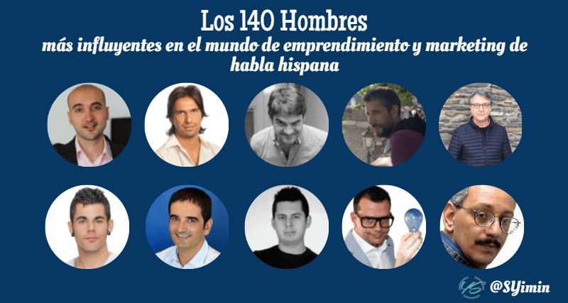 los 140 hombres más influyentes en el mundo de emprendimiento y marketing de habla hispana 4 imagen