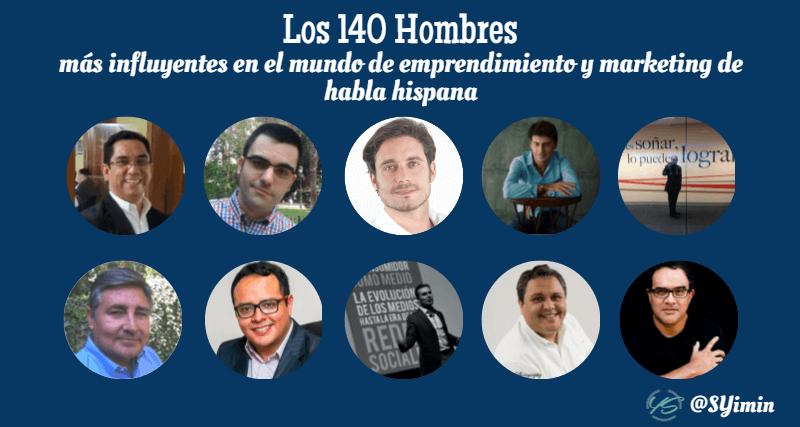 los 140 hombres más influyentes en el mundo de emprendimiento y marketing de habla hispana 5 imagen