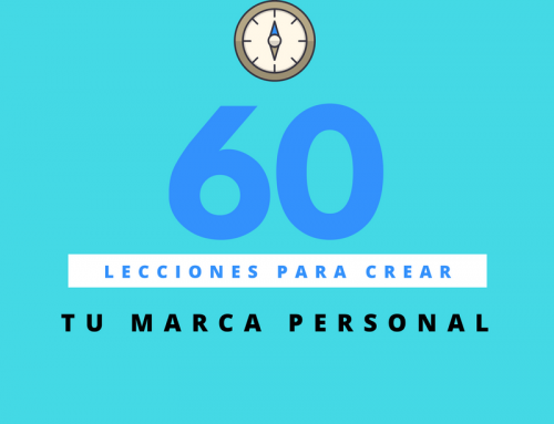 60 lecciones para crear tu marca personal – 1 año con mi marca personal