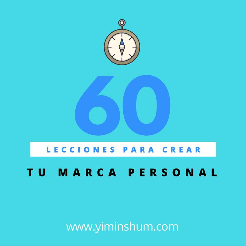 60 lecciones crear marca personal