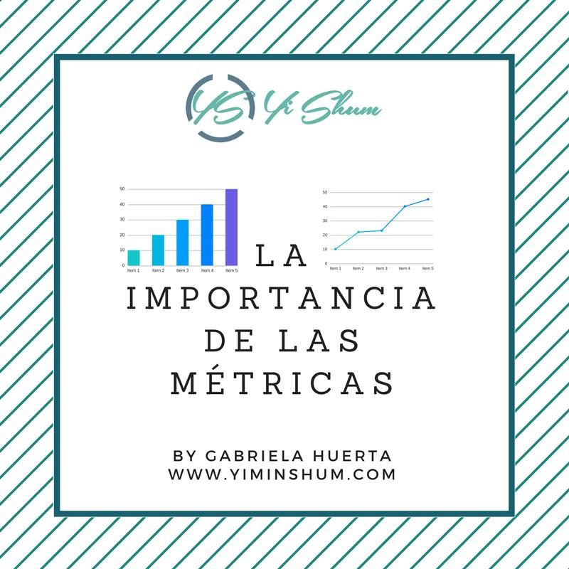 la importancia de las metricas
