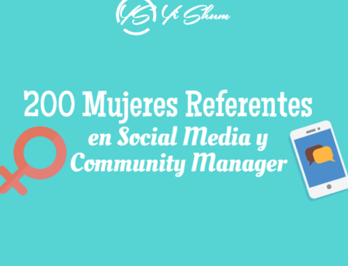 200 Mujeres Referentes en Social Media y Community Manager