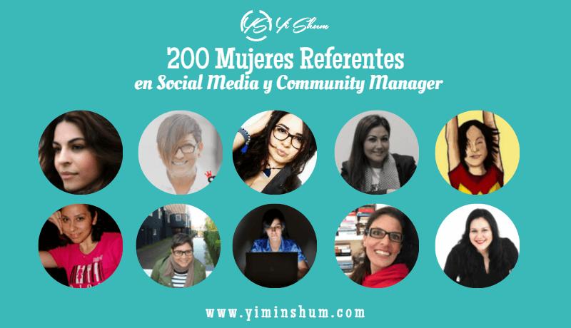 200 Mujeres Referentes en Social Media y Community Manager parte 10 imagen