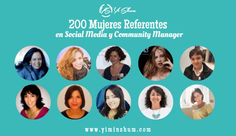 200 Mujeres Referentes en Social Media y Community Manager parte 11 imagen