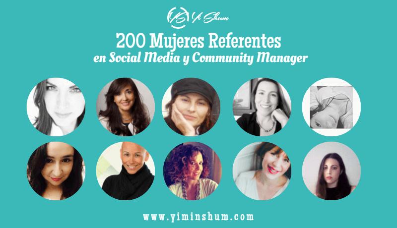 200 Mujeres Referentes en Social Media y Community Manager parte 12 imagen
