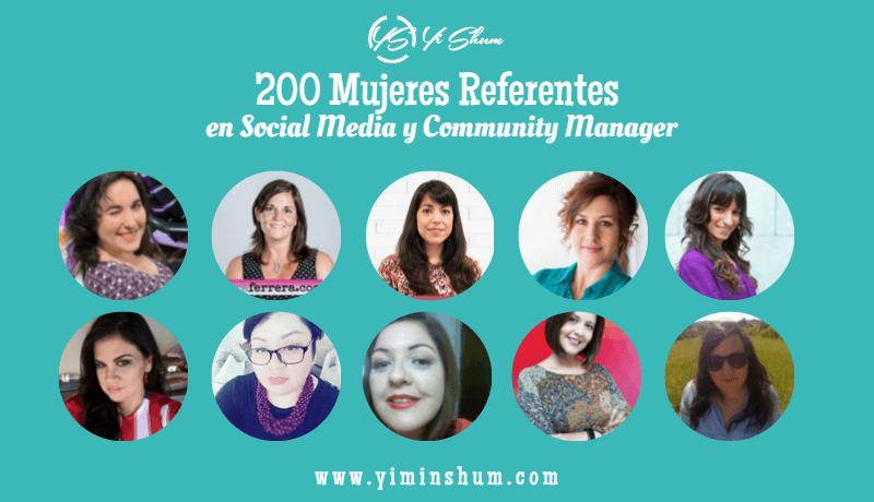200 Mujeres Referentes en Social Media y Community Manager parte 13 imagen