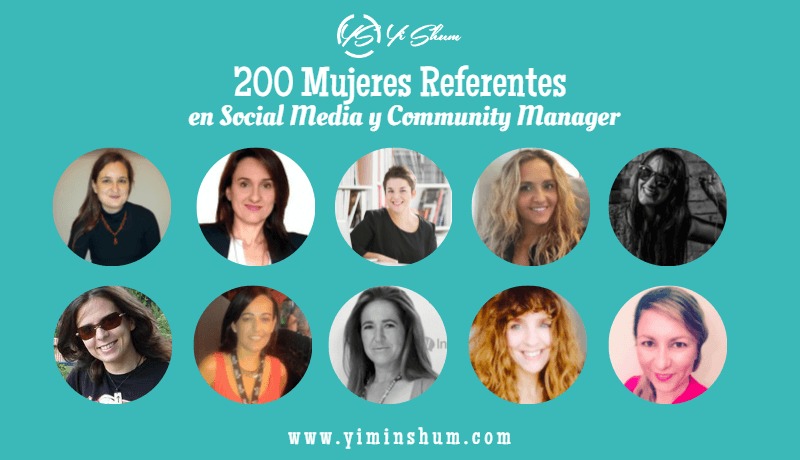200 Mujeres Referentes en Social Media y Community Manager parte 14 imagen