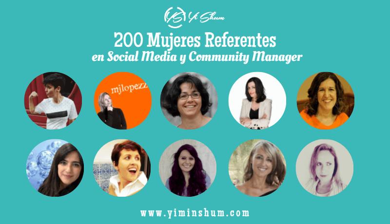200 Mujeres Referentes en Social Media y Community Manager parte 15 imagen