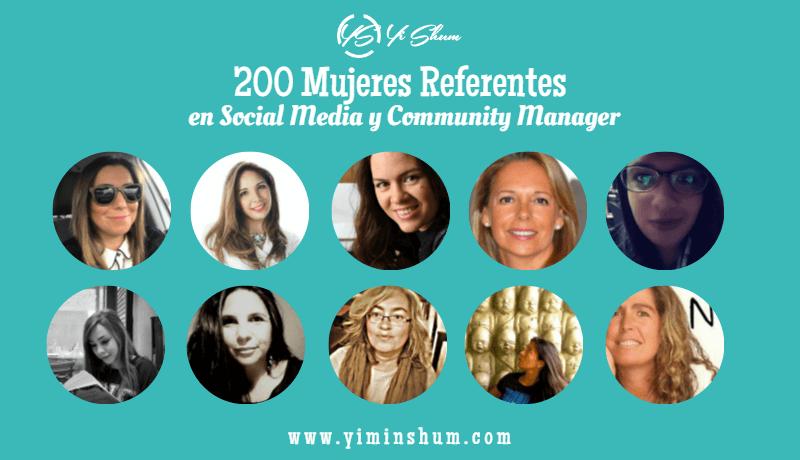 200 Mujeres Referentes en Social Media y Community Manager parte 16 imagen