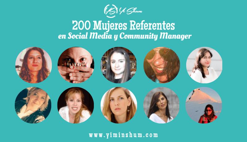 200 Mujeres Referentes en Social Media y Community Manager parte 17 imagen