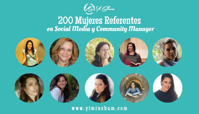 200 Mujeres Referentes en Social Media y Community Manager parte 18 imagen