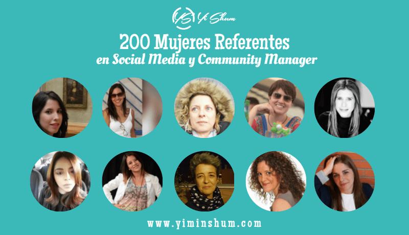 200 Mujeres Referentes en Social Media y Community Manager parte 19 imagen